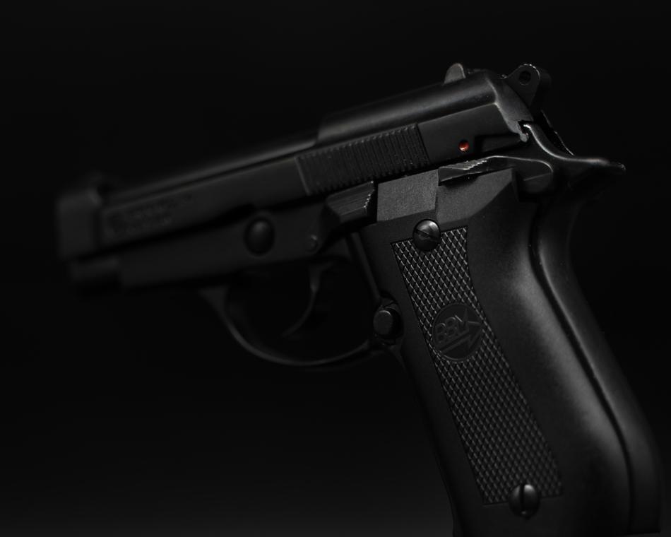bruni guns 84 black